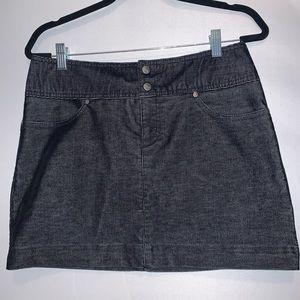 Athleta corduroy mini Skirt